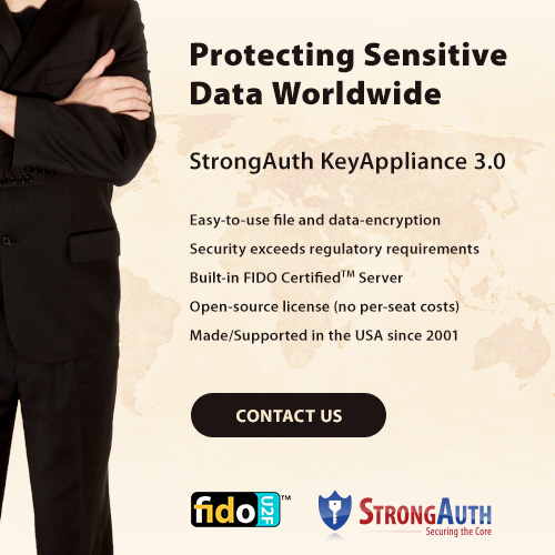 StrongAuth
